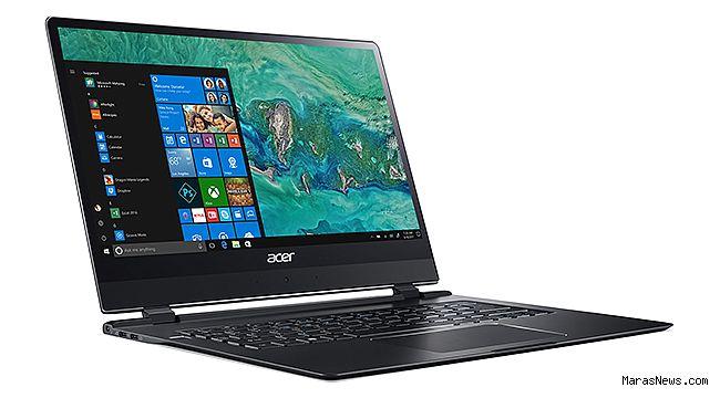 Acer Yeni Swift 7 ile İnceliği Yeniden Tanımlıyor