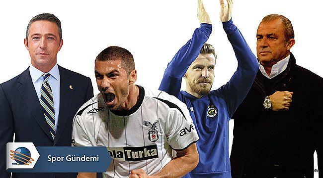 Ara transfer dönemini tamamlayan futbol kulüpleri sezonun ikinci yarısına hazır!