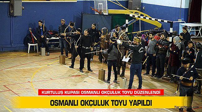 Osmanlı okçuluk toyu yapıldı