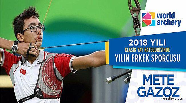 Yılın Sporcusu Mete Gazoz!