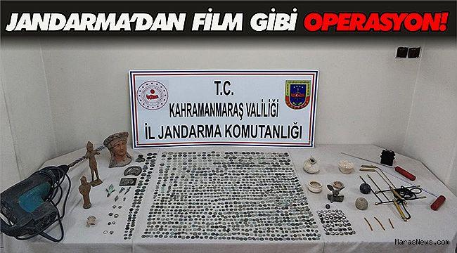 Jandarma'dan film gibi operasyon!