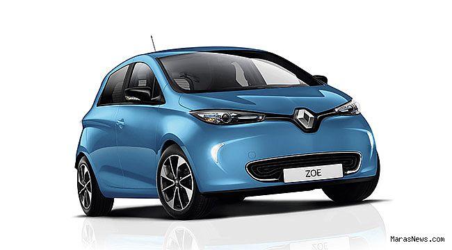 Renault Avrupa'da 200 bin elektrikli araç satışı gerçekleştirdi