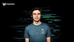 Acer Dünyaca Ünlü Twitch Yayıncısı 'Shroud' ile İş Birliğini Duyurdu