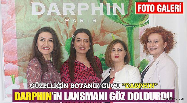 Darphin'in lansmanı göz doldurdu