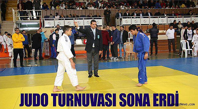 Judo Turnuvası Sona Erdi