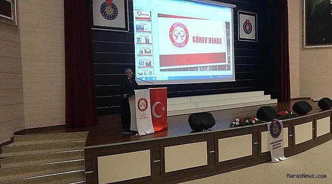 KSÜ'de 'İnsani Kriz, İnsani Yardım ve Hekim' Konulu Konferans
