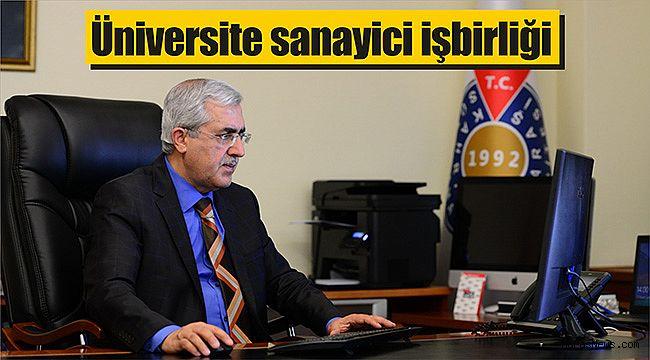 Üniversite Sanayici İşbirliği