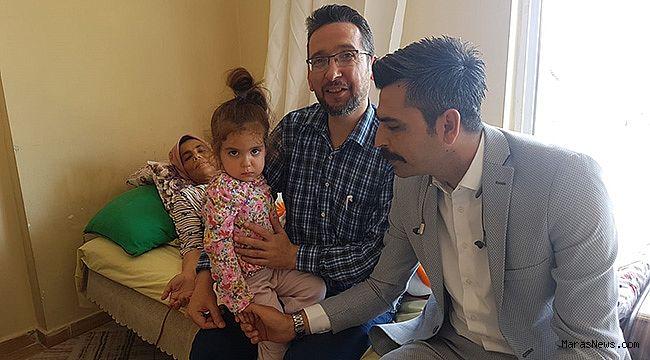 4 yaşındaki Elif 4 kardeşi ile annesiz kalmasın!