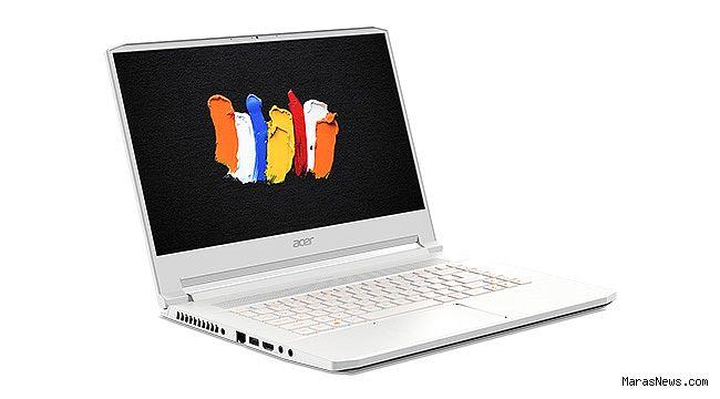 Acer Yeni ConceptD 7 Dizüstü bilgisayarlarıyla yaratıcılığı özgürleştiriyor