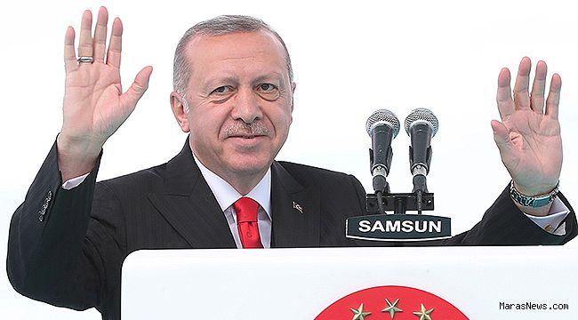 """""""Bizim Kızılelmamız büyük ve güçlü Türkiye'nin inşasıdır"""""""