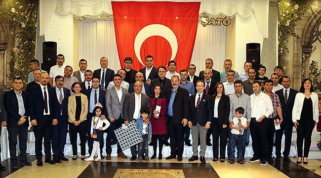 ÇİMKO ve Gaziantep YTONG çalışanları iftarda buluştu