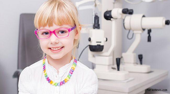 Çocuklar ne zaman göz doktoruna gitmeli?
