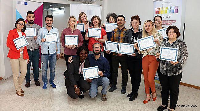 ERASMUS Projesinin ikinci toplantısı İtalya'da yapıldı