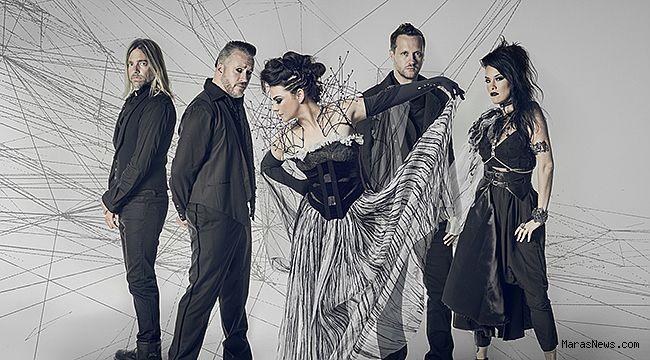 Evanescence 13 Eylül cuma günü İstanbul'da Volkswagen arena sahnesinde hayranlarıyla buluşuyor!