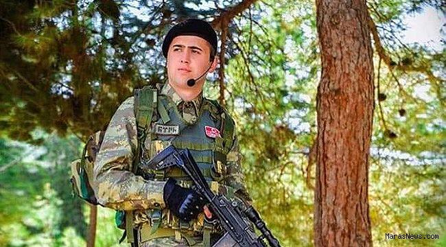 Göksun'lu askerimiz hayatını kaybetti!
