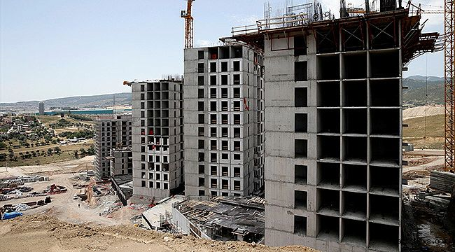 Kahramanmaraş'ta 374 daireye yapı ruhsatı verildi