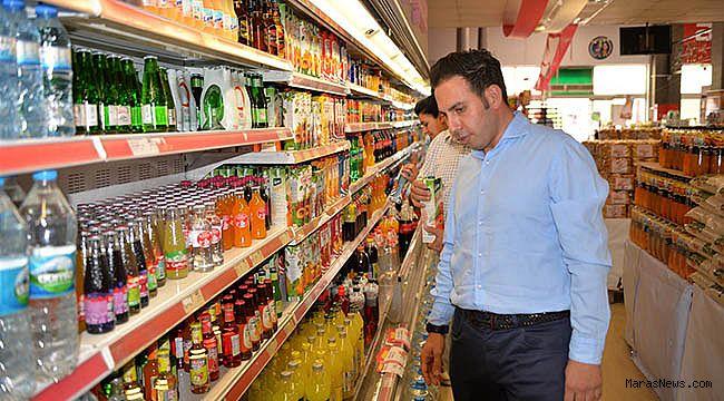 Kahramanmaraş'ta gıda denetimleri sürüyor