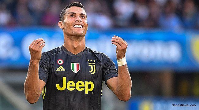 Ronaldo'dan Filistin'e 1.5 milyon dolar yardım