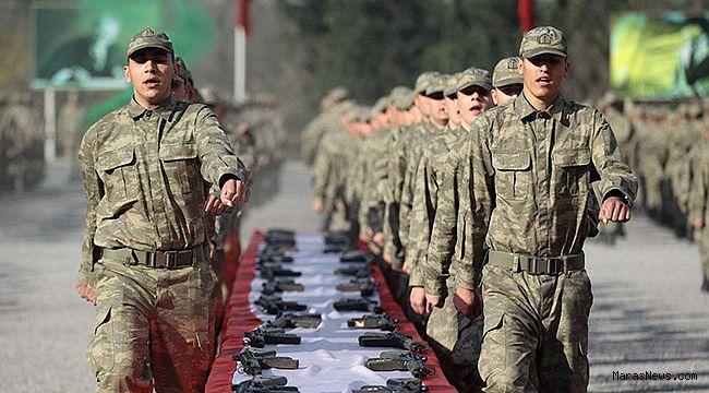 Yeni askerlik sistemi kabul edildi