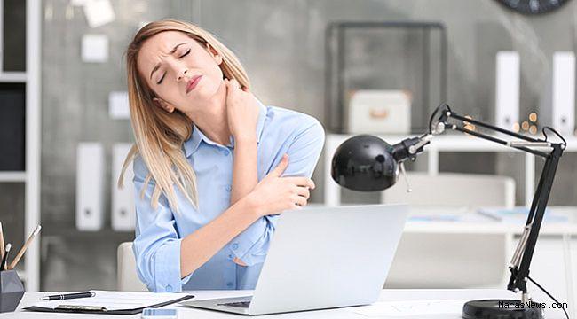 Boyun ağrısından 3 adımda korunma yöntemi!