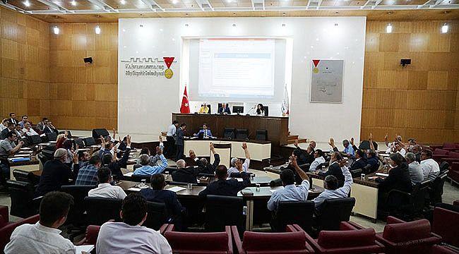 Büyükşehir Meclisi 18 Haziran'da toplandı