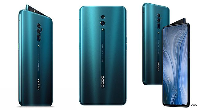 ColorOS işletim sistemine sahip OPPO Reno serisi 256GB dahili hafıza ile fark yaratıyor