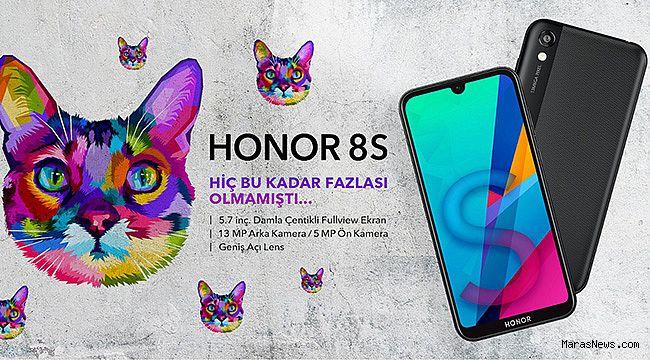 Fiyat Performans Canavarı HONOR 8S Çok Yakında Türkiye'de!