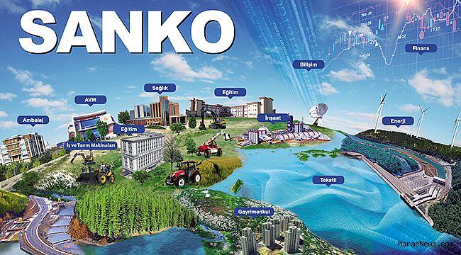 İSO 500'deki SANKO Şirketleri