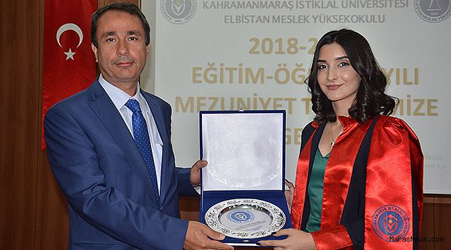 Kahramanmaraş İstiklal Üniversitesinde Mezuniyet Sevinci