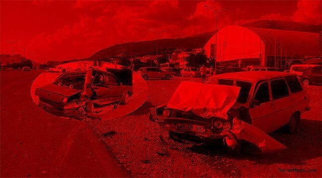 Kahramanmaraş-Kayseri yolunda yine kaza