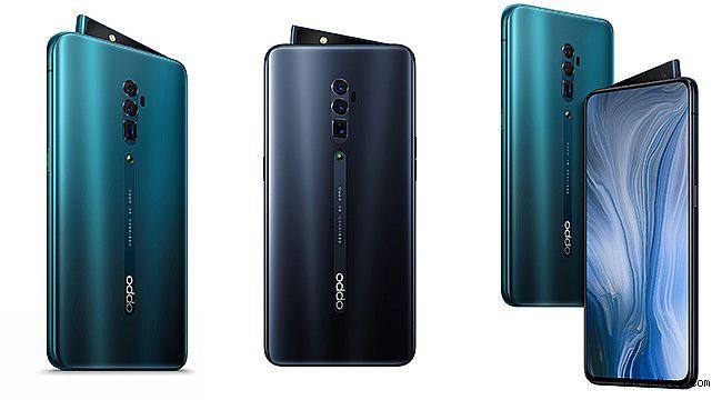 OPPO Reno 10x Zoom Türkiye'de satışa çıktı
