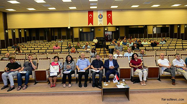 Rehber öğretmenler KSÜ'de bir araya geldi