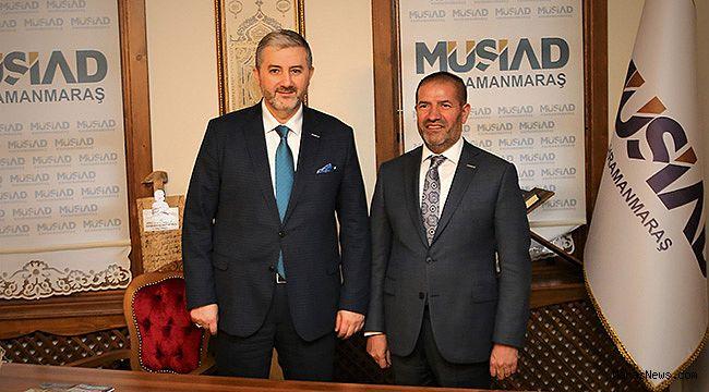 Sami Kervancıoğlu'dan Ramazan Bayramı mesajı