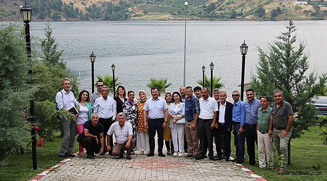Su Sporları Merkezinde değerlendirme toplantısı