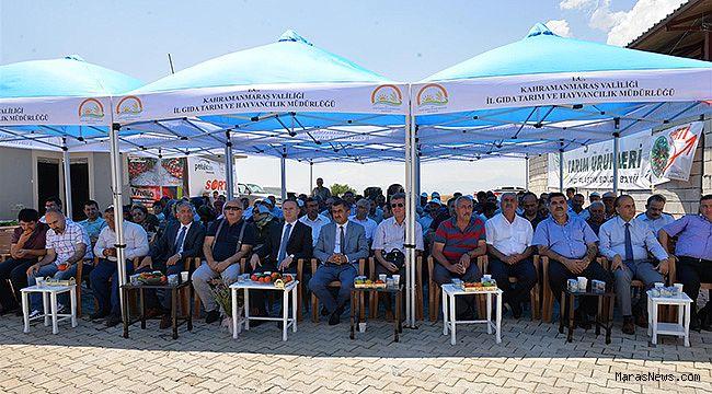 Türkoğlu'nda Kooperatifi Açılışı