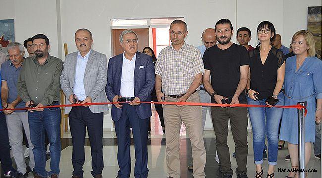 KSÜ'de 15 Temmuz'a özel sergi