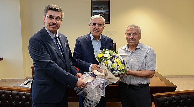 KSÜ Genel Sekreterliğine Doç. Dr. Fatih Tiyek Atandı