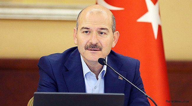 Süleyman Soylu Kahramanmaraş'a geliyor