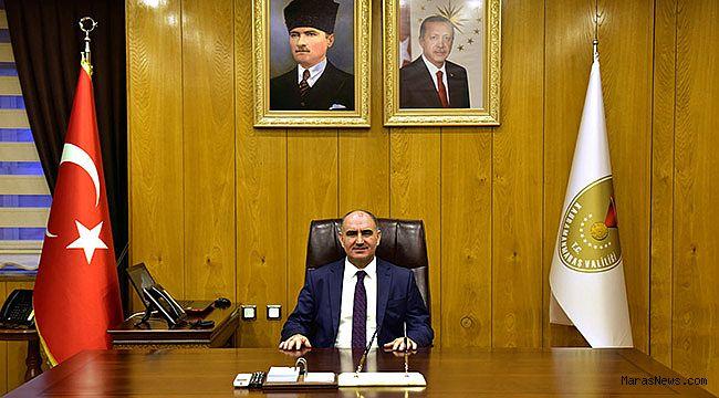 Vali Özkan'dan 24 Temmuz Basın Bayramı Mesajı