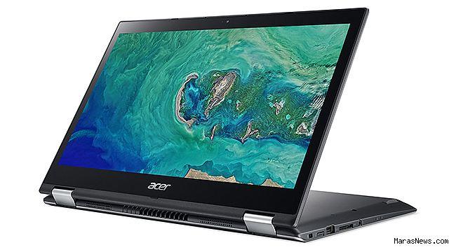 Acer'ın Spin 3 Dönüştürülebilir Şık Dizüstü Bilgisayarı Türkiye'de!