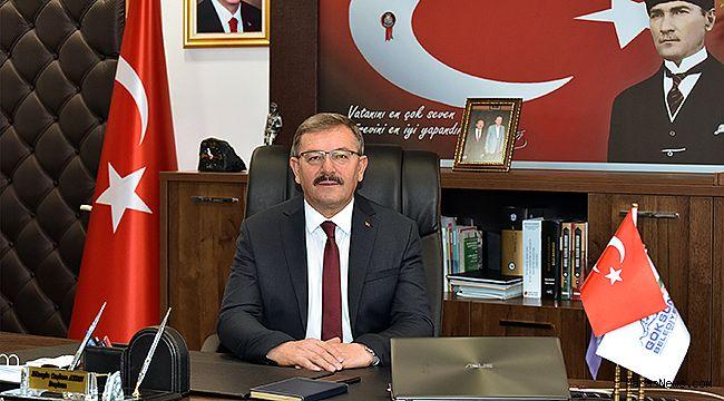 Başkan Aydın, Kurban kulun tevekkülünün simgesidir