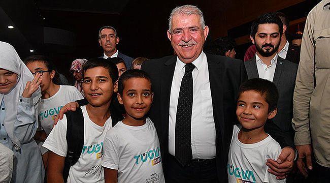 Onikişubat Belediyesi Yaz Okulları Kapanış Programı
