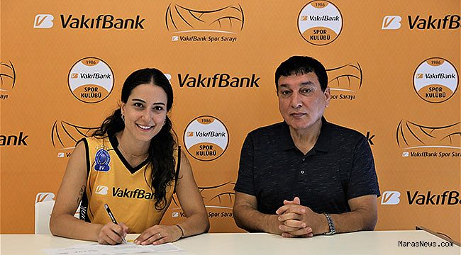 Pınar Eren Atasever VakıfBank'ta