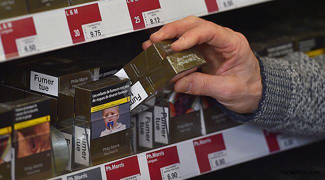 Tiryakilerin merakla beklediği zamlı sigara fiyatları