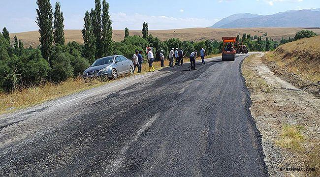 Türkoğlu ve Afşin'de Bakım Çalışması