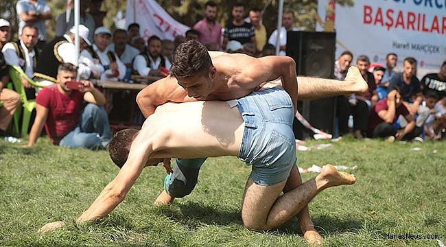 17. Hartlap Şalvar Güreş Müsabakası