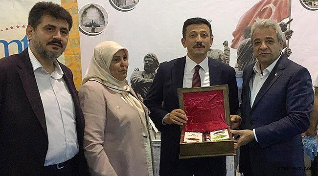 İzmir Enternasyonal Fuarı'nın onur konuğu Kahramanmaraş