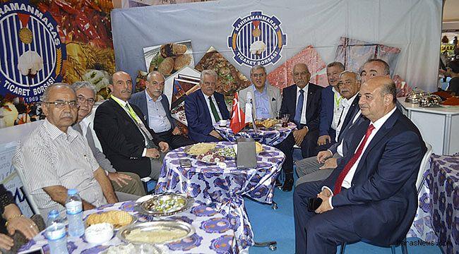 İzmir Enternasyonal Fuarında KSÜ'ye büyük ilgi