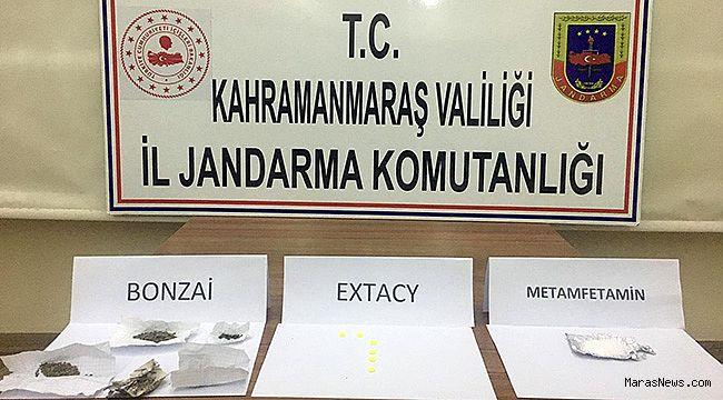 Jandarma'dan uyuşturucu operasyonu: 12 gözaltı