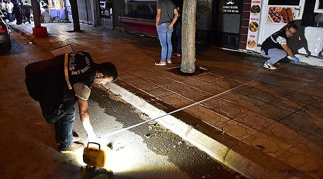 Kahramanmaraş'ta silahlı kavga: 4 yaralı
